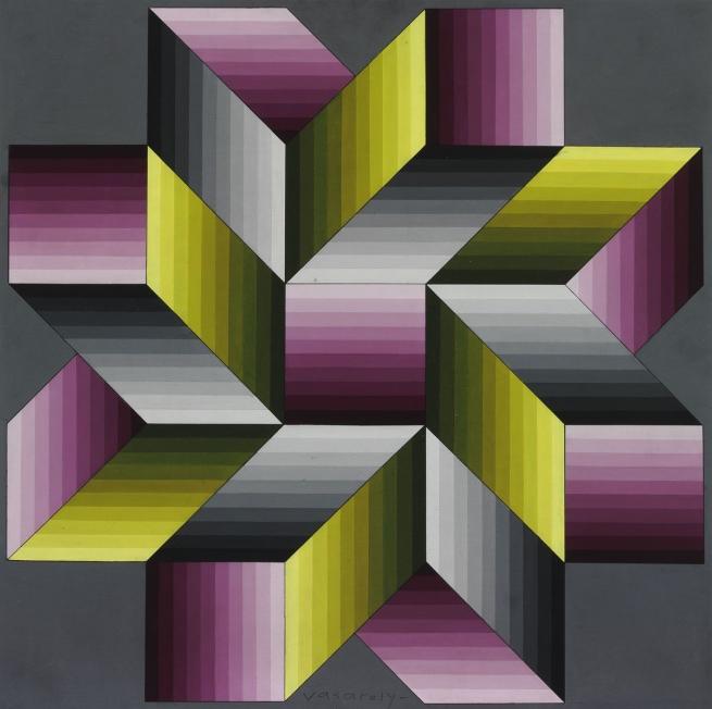 Victor Vasarely. 'Eroed-Pre' 1978