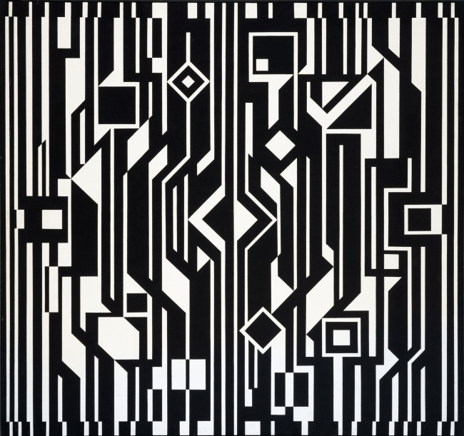 Victor Vasarely. 'Gixeh' 1955-1962