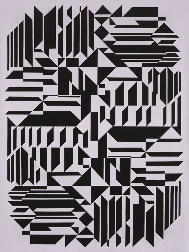 Victor Vasarely. 'Noorum' 1960-1977