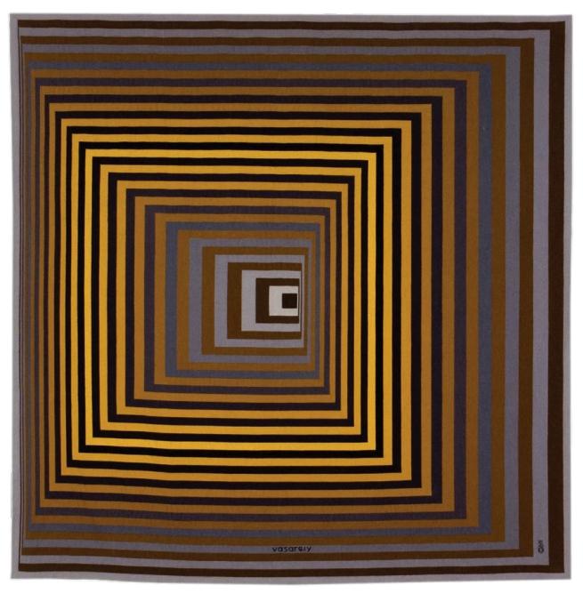 Victor Vasarely. 'Vonal-Fegn' 1968-1971