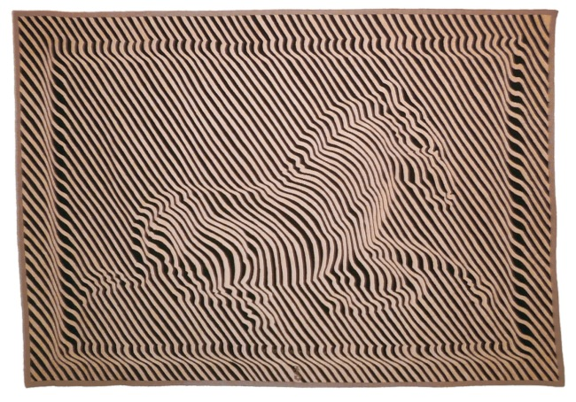 Victor Vasarely. 'Zebra' 1938-1960