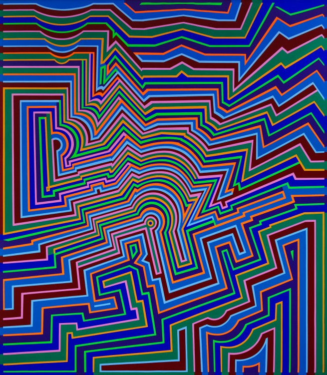 Victor Vasarely. 'Zint-MC' 1960-1976