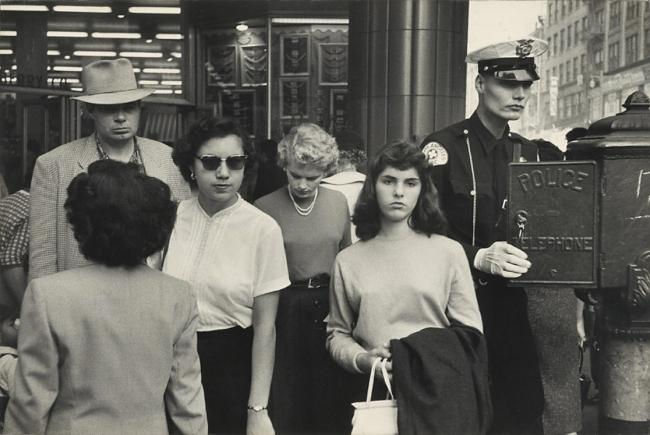Garry Winogrand (American, 1928-1984) 'Los Angeles' January 1960
