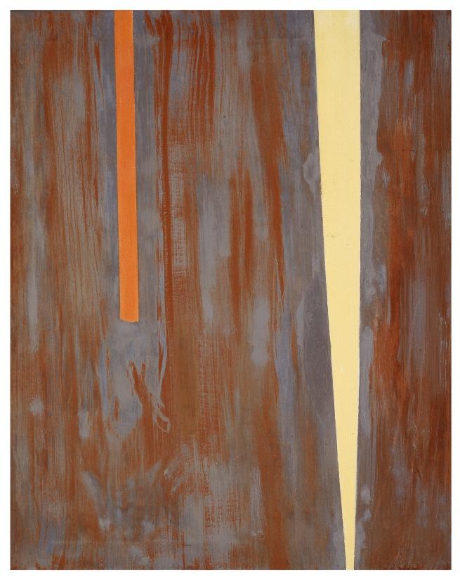 Barnett Newman (1905-1970) 'Untitled' 1946