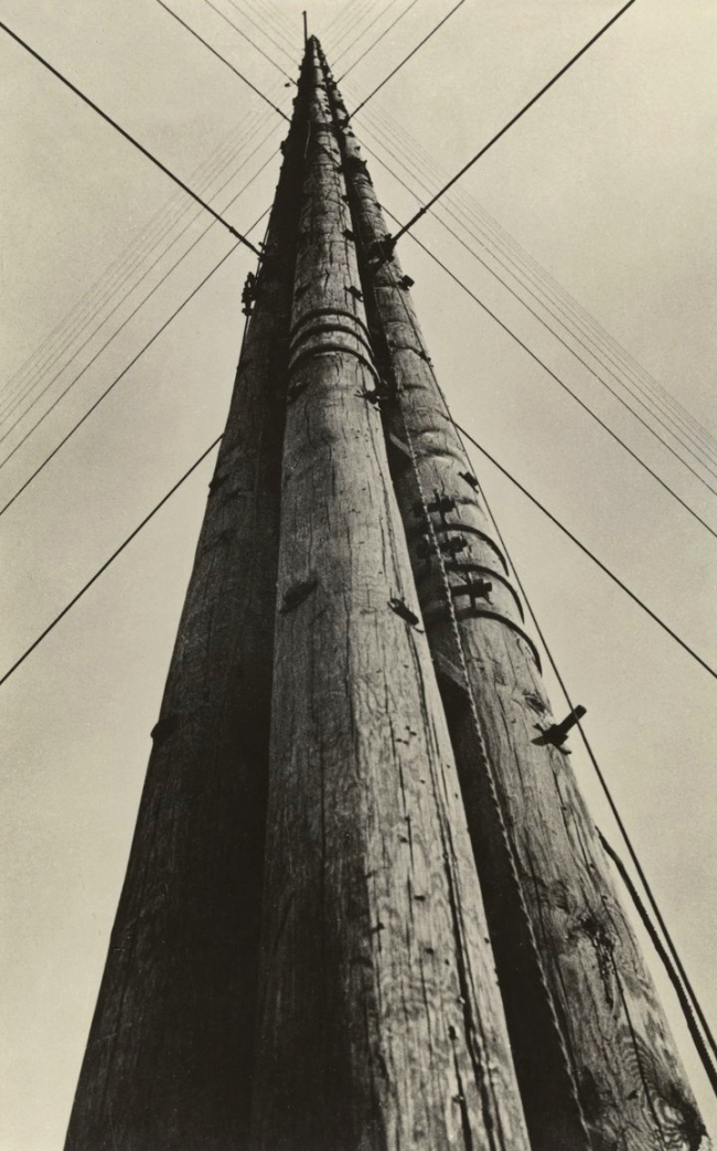 Aleksandr Rodchenko (1891-1956) 'Radio Station Power' 1929
