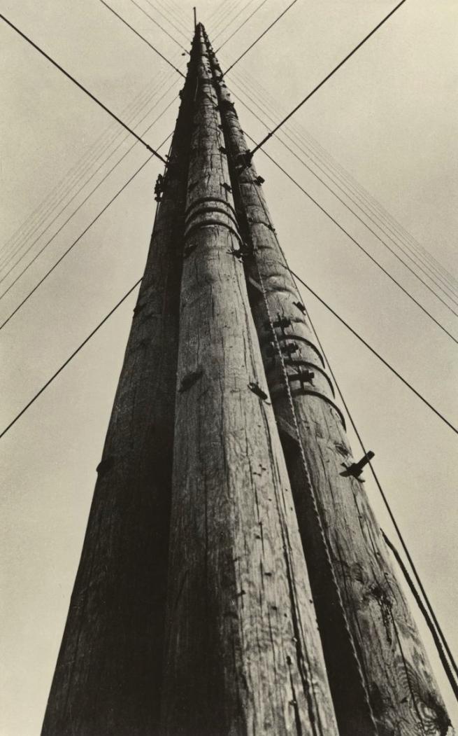 Aleksandr Rodchenko (1891-1956) 'Radio Station Power' 1929
