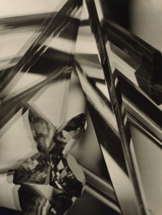 Alvin Langdon Coburn (1882-1966) 'Vortograph' 1917