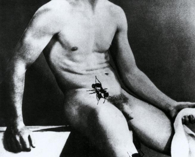 David Wojnarowicz (1954-1992) 'Untitled (Desire)' 1988-89