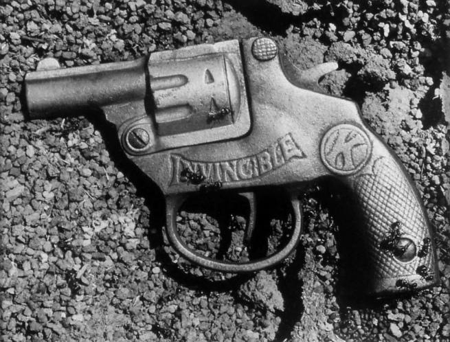 David Wojnarowicz (1954-1992) 'Untitled (Violence)' 1988-89