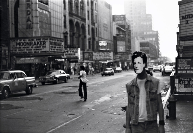David Wojnarowicz (1954-1992) 'Arthur Rimbaud in New York' 1978-79 (printed 1990)