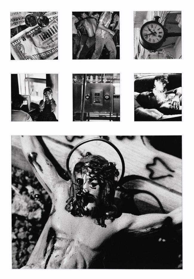 David Wojnarowicz (1954-1992) 'Spirituality (For Paul Thek)' 1988-89