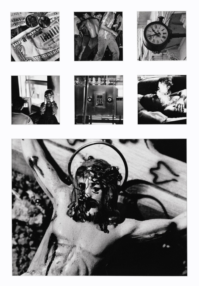 David Wojnarowicz (1954-1992) 'Spirituality (For Paul Thek)' 1988-89