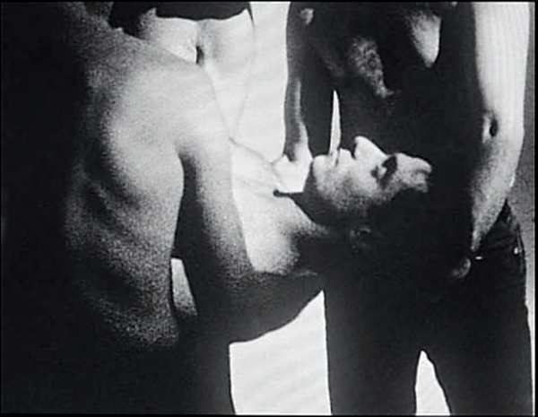 David Wojnarowicz (1954-1992) 'Still from an unfinished film'