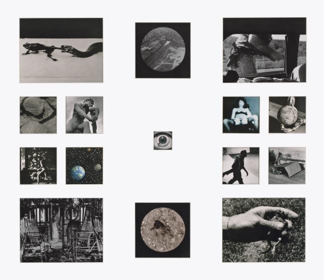 David Wojnarowicz (1954–1992) 'Weight of the Earth II' 1988-89