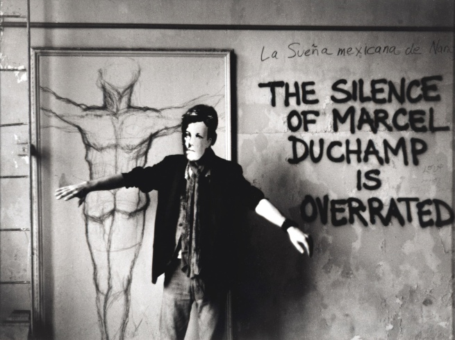 David Wojnarowicz (1954-1992) 'Arthur Rimbaud in New York (Duchamp, Pier)' 1978-79 (printed 2004)