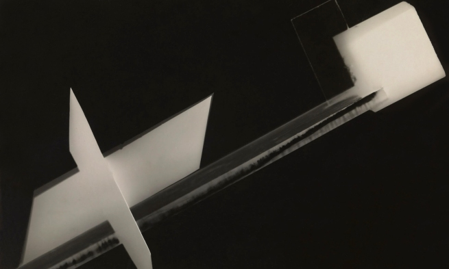 László Moholy-Nagy(1895-1946) 'Photogram' c. 1925