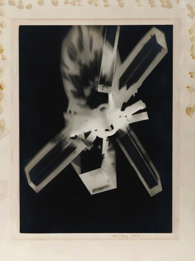 Man Ray. 'Rayograph' 1922