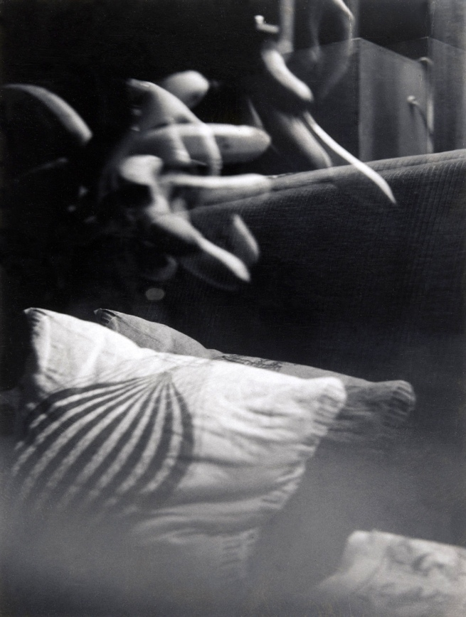 Man Ray (1890-1976) 'Unconcerned Photograph' 1959