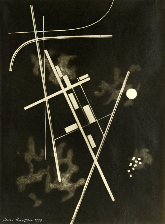 Marta Hoepffner (1912–2000) 'Homage to de Falla' 1937