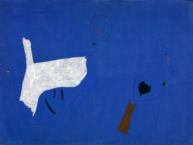 Joan Miró (1893-1983) 'Painting' 1927