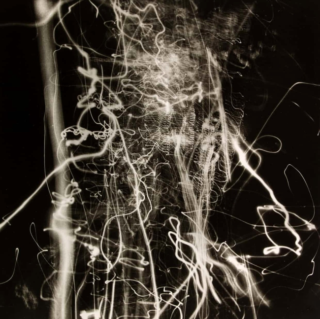 Nathan Lerner (1913-1997) 'Light Tapestry' 1939