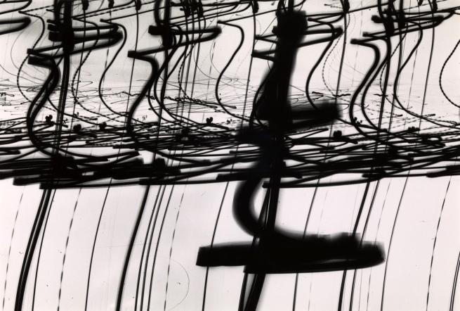 Otto Steinert (1915-1978) 'Luminogram II' 1952