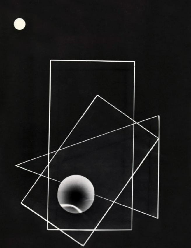 Otto Steinert (1915-1978) 'Composition of Forms' 1949