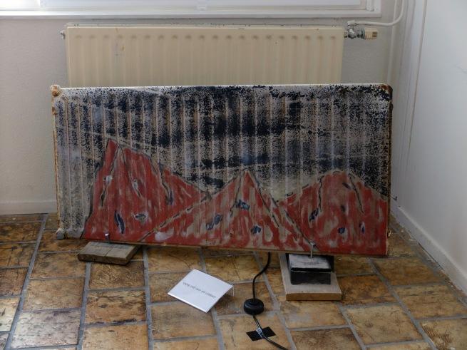Drager Meurtant(b. 1951) 'Destiny' 2018(installation view)