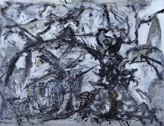 Jeanine Keuchenius (b. 1953, Indonesia) 'Senses' 2012