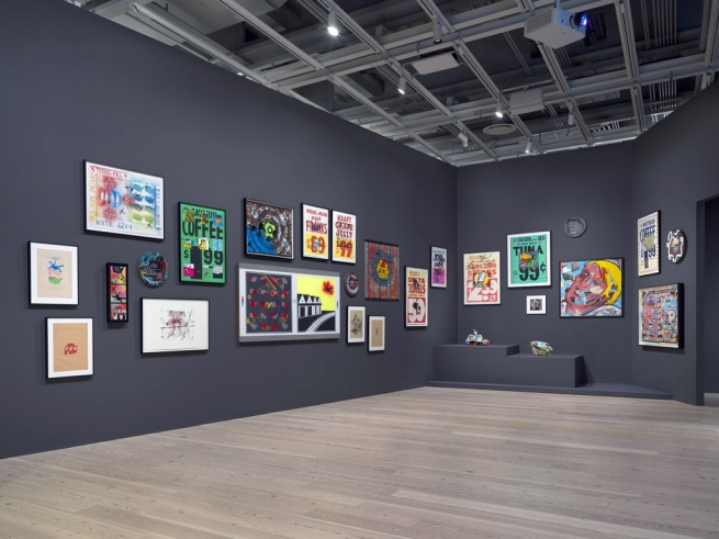 Installation view of 'David Wojnarowicz: History Keeps Me Awake at Night' Whitney Museum of American Art