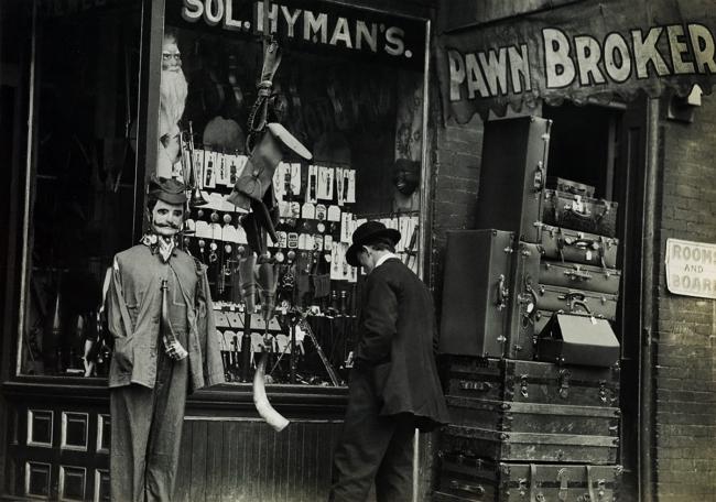 Lewis Hine (1874-1940) 'Nashville' 1912