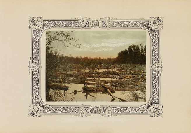 Robert B. Talfor. Plate LXXXVII of the photographic album 'Photographic Views of Red River Raft' 1873