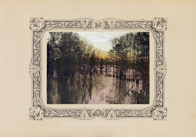 Robert B. Talfor. Plate XLV of the photographic album 'Photographic Views of Red River Raft' 1873