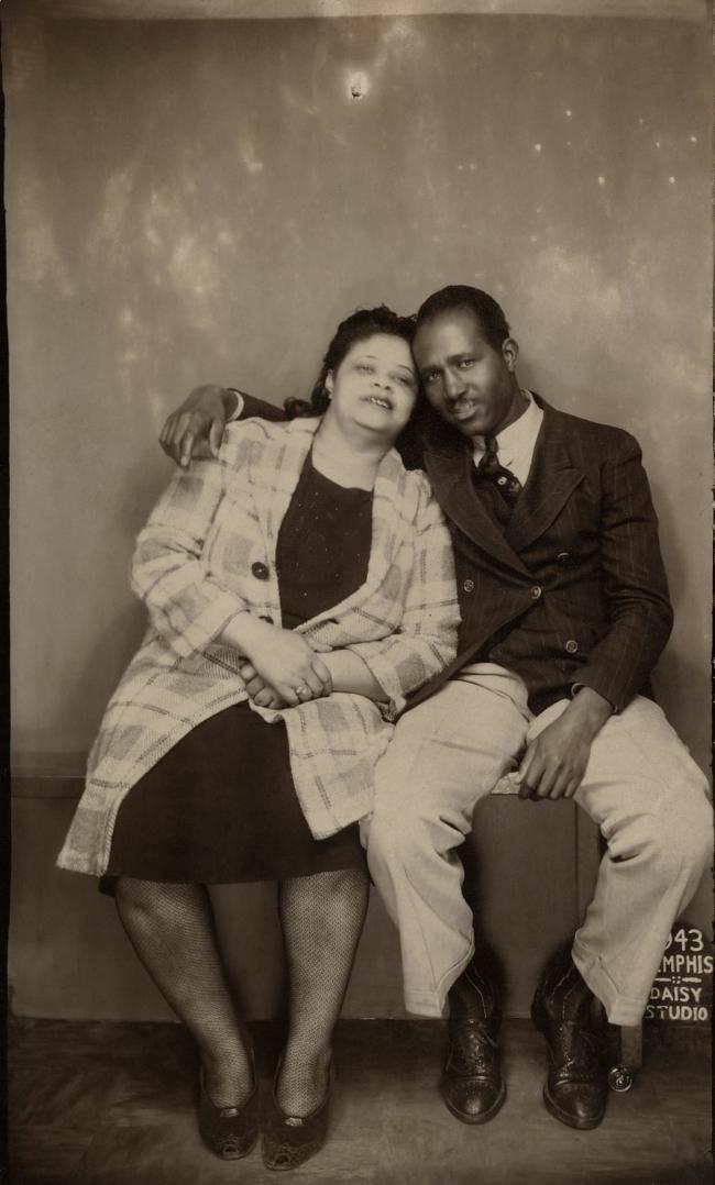 Daisy Studio (American, active 1940s) 'Studio Portrait' 1940s-50s
