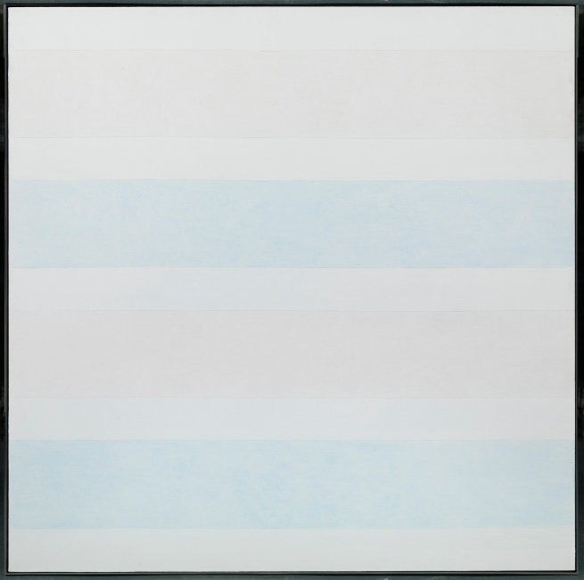 Agnes Martin. 'Untitled, No. 7' 1997