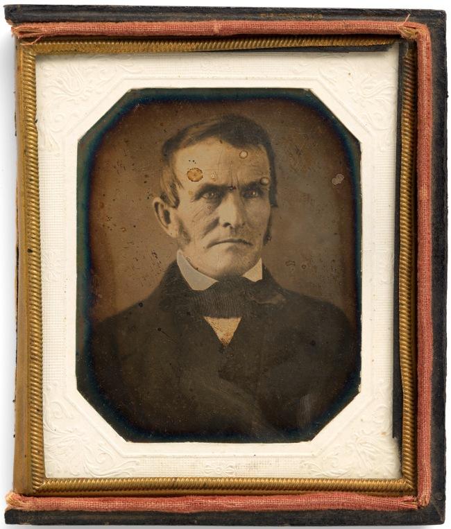 Bishop & Gray Studio (American, active c. 1843) 'Dr. Rufus Priest' c. 1843