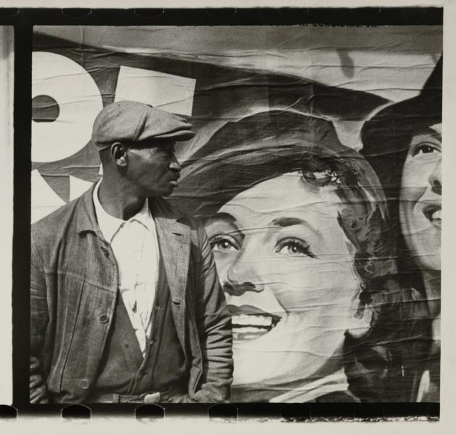 Walker Evans (American, 1903-1975) 'Street Scene, New Orleans' 1936