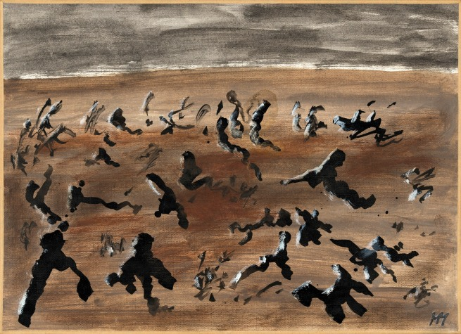 Henri Michaux. 'Untitled' 1983