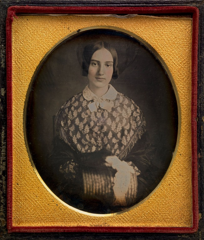 Unidentified artist (American) 'Julia Catherine Seymour Conkling' 1848