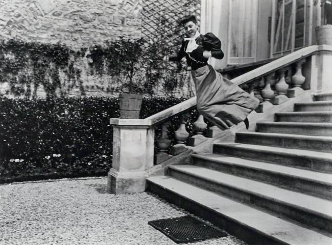 Jacques-Henri Lartigue (1894-1986) 'L'envol de Bichonnade' 1905