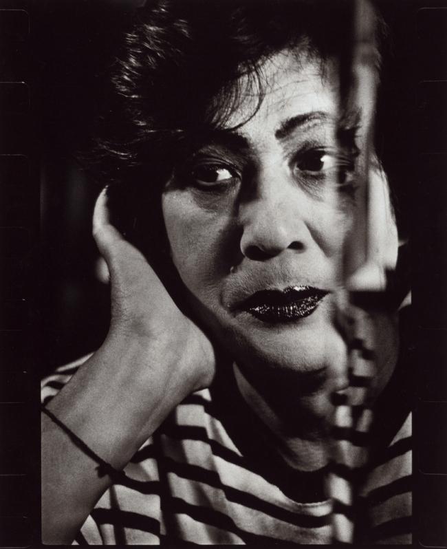 Daido Moriyama(Japanese, born 1938) 'Self-portrait' 1997