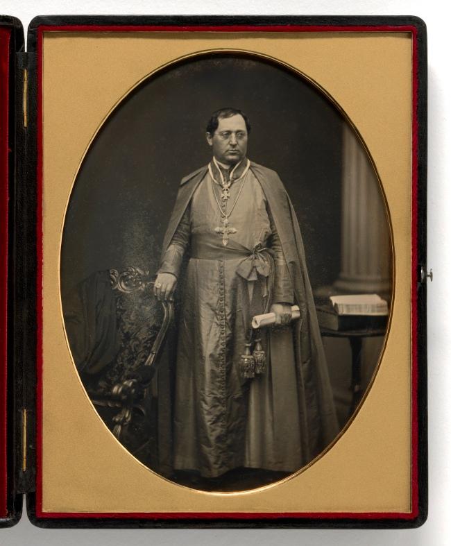 Southworth & Hawes (American, active 1843-1862) 'Gaetano Bedini' 1853