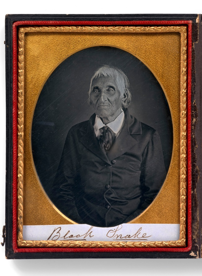 F. C. Flint (American) 'Blacksnake' c. 1850