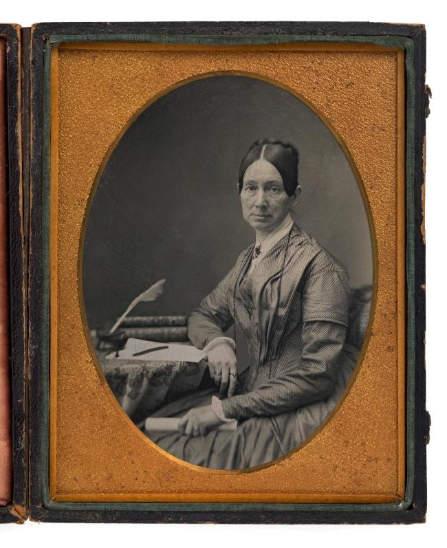 Unidentified artist (American) 'Dorothea Lynde Dix' c. 1849