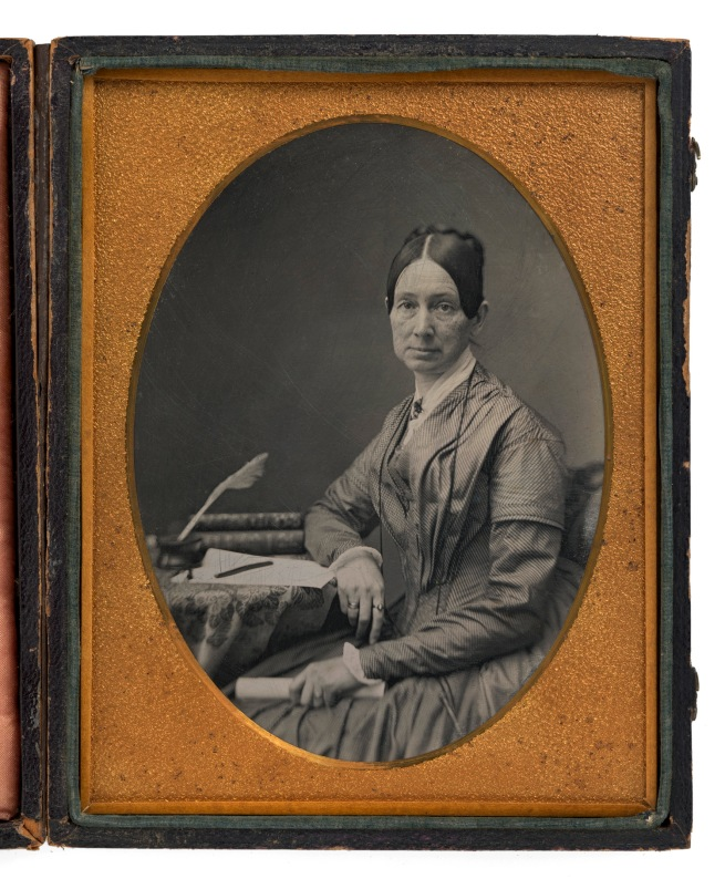 Unidentified artist (American) 'Dorothea Lynde Dix' c. 1849