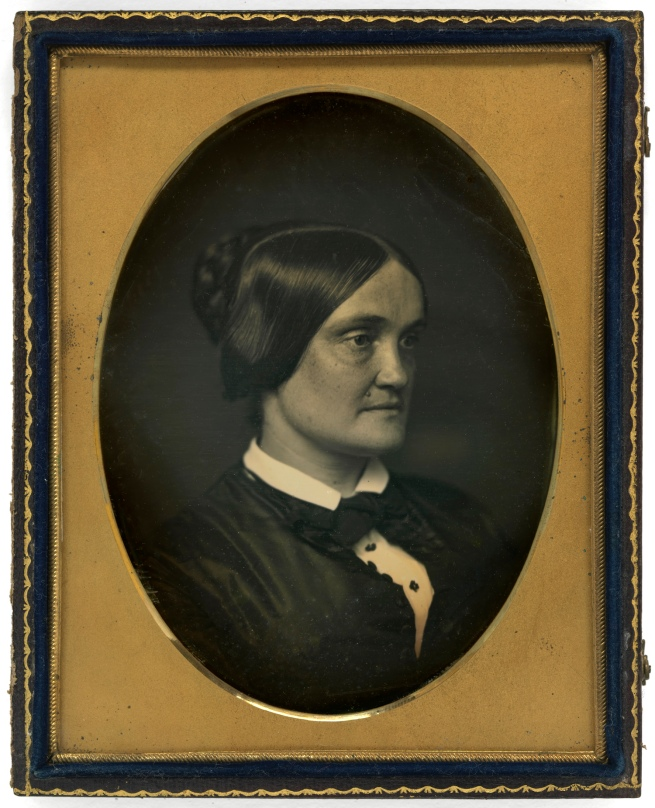 Unidentified artist (American) 'Charlotte Cushman' c. 1850