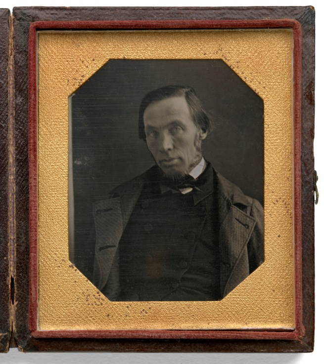 Unidentified artist (American) 'Robert Dale Owen' c. 1847
