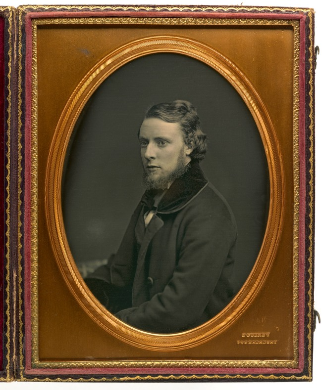 Jeremiah Gurney (American, 17 October 1812-21 April 1895) 'Alfred R. Waud' c. 1852