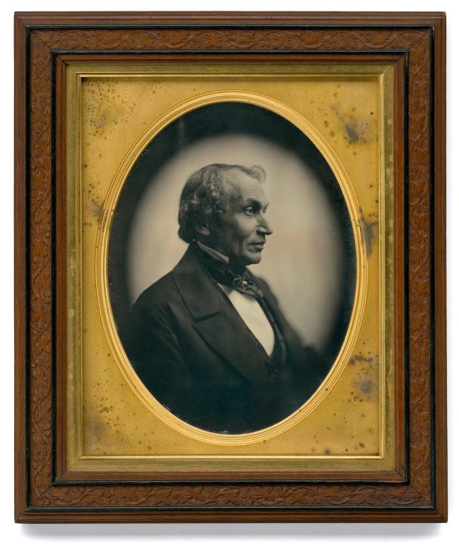 Southworth & Hawes (American, active 1843-1862) 'Jonas Chickering' 1853