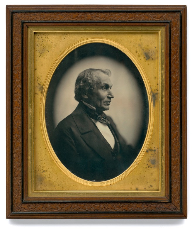 Southworth & Hawes (American, active 1843-1862) 'Jonas Chickering' 1853